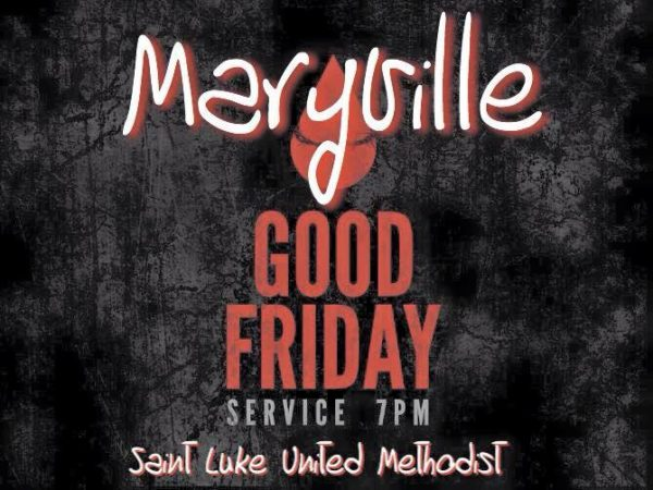 Annual Maryville Good Friday Service