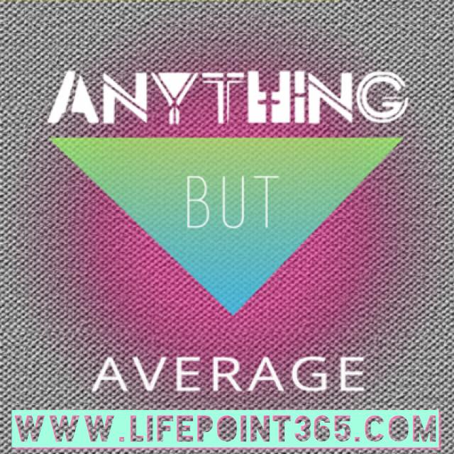 "Click to view this Lifepoint Maryville - ""Anything But Average - Mother's Day"" sermon on Sermon.net"